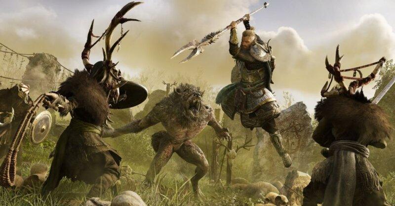 AC Valhalla Wrath Of The Druids