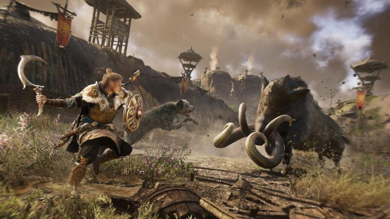 Assassins Creed Valhalla Wrath Of The Druids DLC