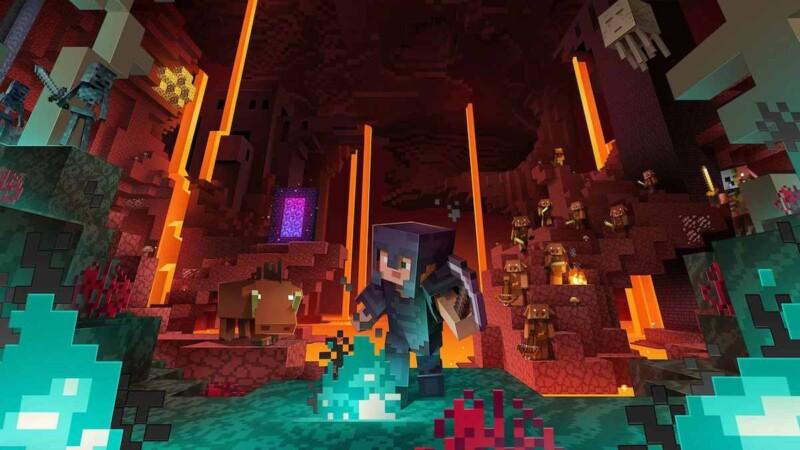 Nether Minecraft
