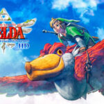 Where to find Knight Commander in Legend of Zelda Skyward Sword HD