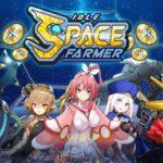 All Idle Space Farmer Codes