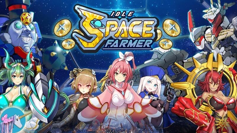 Idle Space Farmer