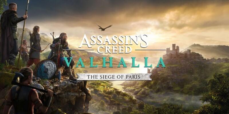 Assassin Creed Valhalla Siege of Paris