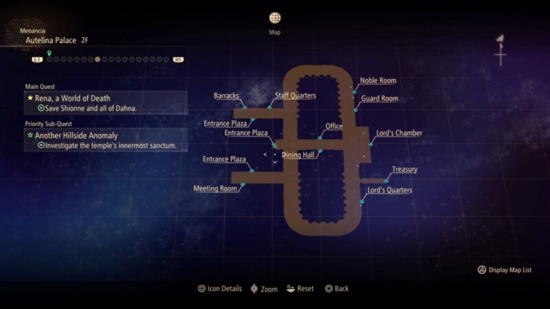 Tales of Arise Astral Mass Location